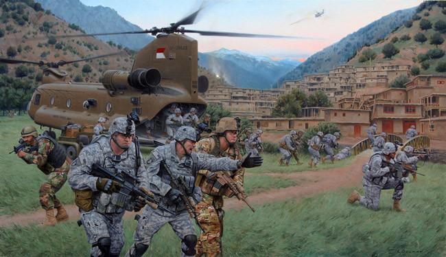 Bastogne Rendezvous - Battle of the Valleys