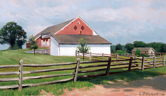 The Trostle Barn