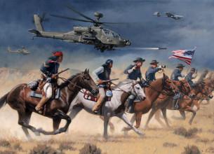 Apache Longbow 3-6 Cavalry