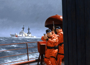Cold Weather Coast Guard