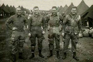 Veterans 82nd And 101st Airborne